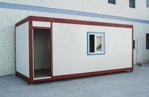 单层彩钢板房